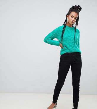 Esprit skinny cord trousers in black