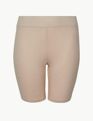 Marks and Spencer CURVE Cotton Rich Shorts
