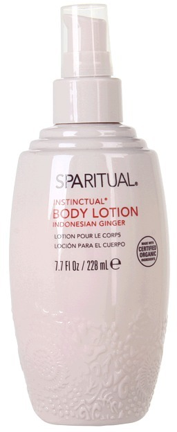SpaRitual Instinctual Body Lotion Bath and Body Skincare