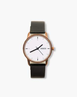 Madewell Tinker 34mm Copper-Toned Watch