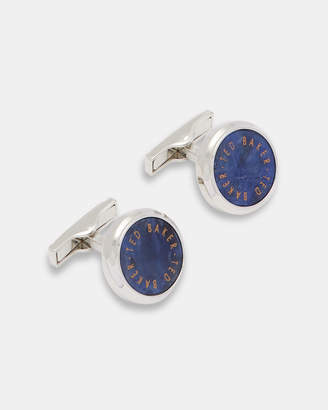 Ted Baker ANDRA Semi-precious stone cufflinks