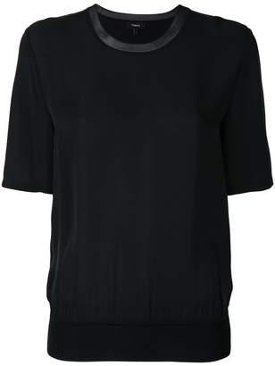 Theory short sleeve blouse
