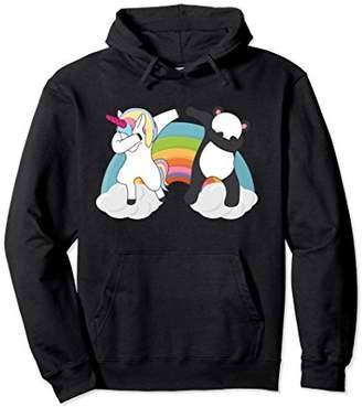 Dabbing Unicorn Sweatshirt Hoodie & Dabbing Panda Hoodies