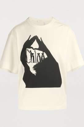Chloé Logo T-shirt
