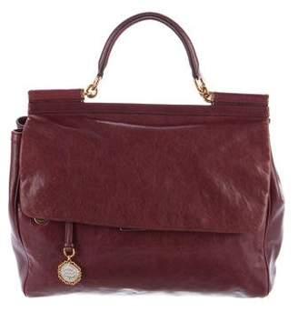 Dolce & Gabbana Miss Sicily XL New Messenger Bag