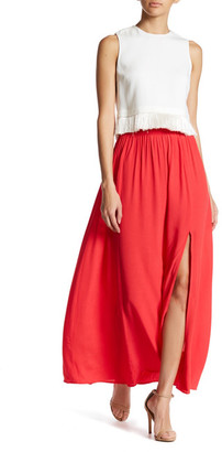 1.State Side Slit Maxi Skirt $99 thestylecure.com