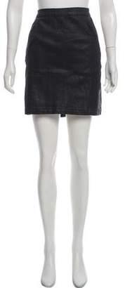 Calvin Klein Jeans Mini A-Line Skirt