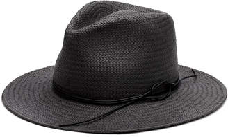 Rag & Bone Packable Straw Fedora