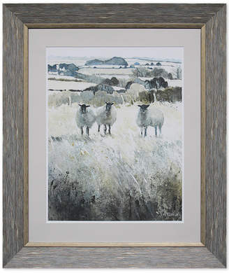 3r Studio Acrylic Framed Wall Decor with Sheep