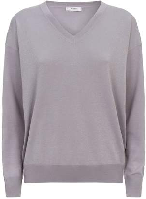 Peserico Lurex Sweater
