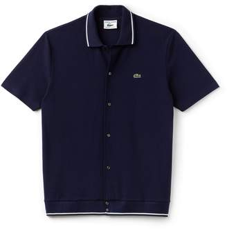 Lacoste Unisex 85th Anniversary Limited Edition Buttoned Polo