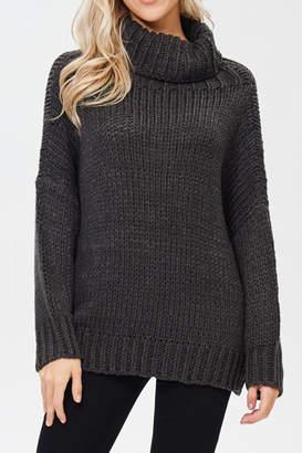 Jolie Chunky Knit Sweater