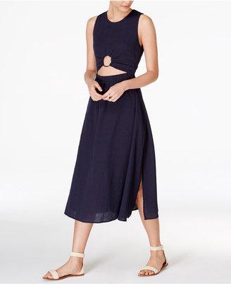 J.o.a. Cutout Midi Dress $105 thestylecure.com