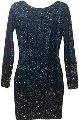 Dress the Population Metallic Dress for Women