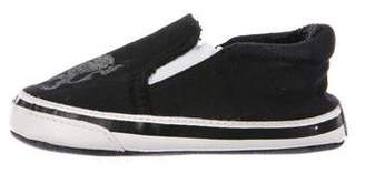 Juicy Couture Boys' Canvas Slip-On Sneakers