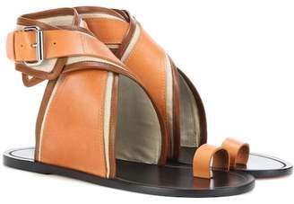 Isabel Marant Johen leather sandals