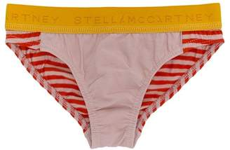 Stella McCartney pack of two striped knickers