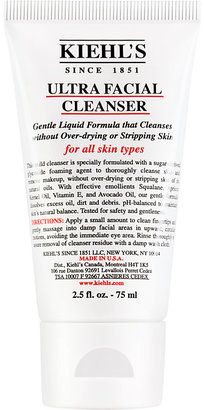 Kiehl's Since 1851 Women's Ultra Facial Travel Cleanser $10 thestylecure.com
