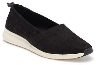 Cole Haan StudioGrand Perforated Slip-On Sneaker