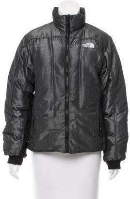 The North Face Zip-Up Down Coat