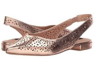 Steven Lourdes-C Slingback Flat Women's Sling Back Shoes