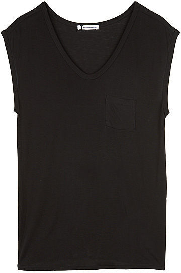 T by Alexander Wang Muscle T with Pocket