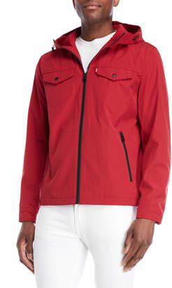Levi's Hooded Rain Jacket