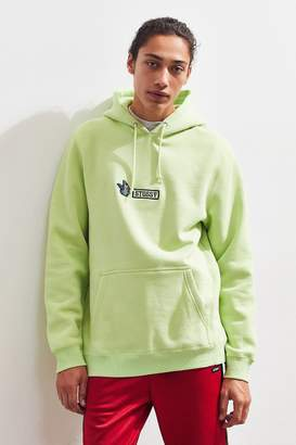 Stussy Butterfly Embroidered Hoodie Sweatshirt