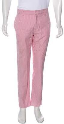 Marc Jacobs Striped Woven Pants