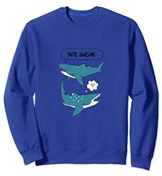 Funny Shark Humor T-shirt Funny Animal Tee