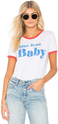 Wildfox Couture Blue Jean Johnny Ringer Tee