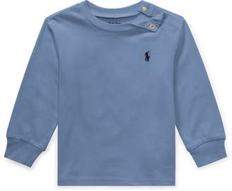 Ralph Lauren Cotton Long-Sleeve T-Shirt