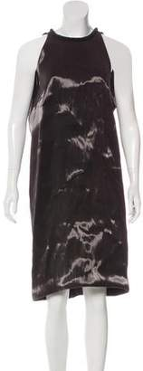 CHRISTOPHER ESBER Sleeveless Knee-Length Dress