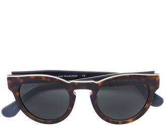 Westward Leaning voyager 30 tortoise shell sunglasses