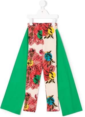 Wolf & Rita side layer printed leggings
