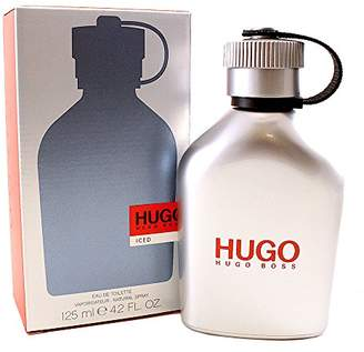HUGO BOSS Iced Eau De Toilette for Men, 125 ml