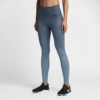 Nike Zonal Strength Women's Printed High Rise Training Tights $150 thestylecure.com