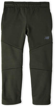 New Balance Boys 4-7) Fleece-Lined Track Pants