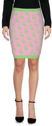 Moschino (モスキーノ) - モスキーノ チープアンドシック ひざ丈スカート