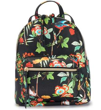 T-Shirt & Jeans T Shirt & Jeans Floral Mini Backpack
