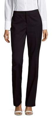 Mid-Rise Powerstretch Pants $119 thestylecure.com