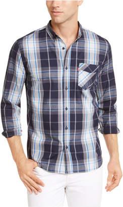 Levi's Men Osaka Woven Plaid Shirt