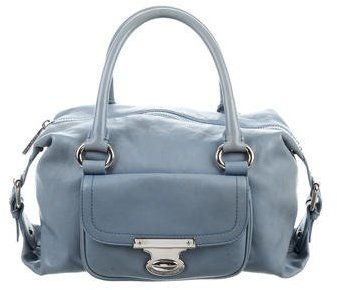 Marc Jacobs Marc Jacobs Leather Bowler Bag