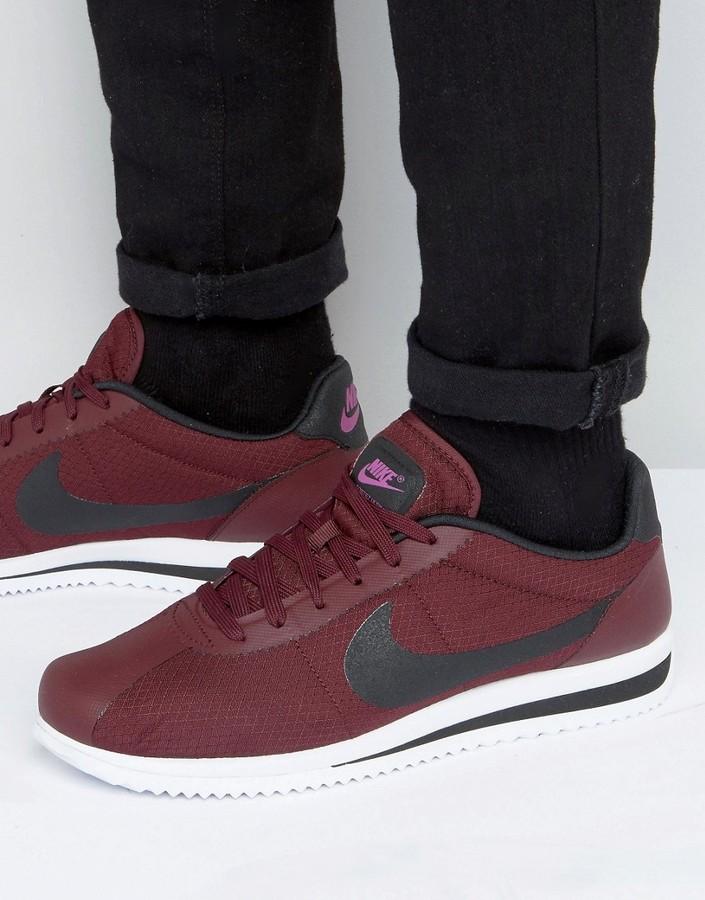 hot sale online 49166 d0028 Nike Cortez Ultra Moire On Feet