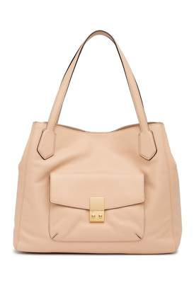 Cole Haan Allanna Leather Work Tote