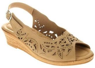 Spring Step Orella Leather Slingback Sandals