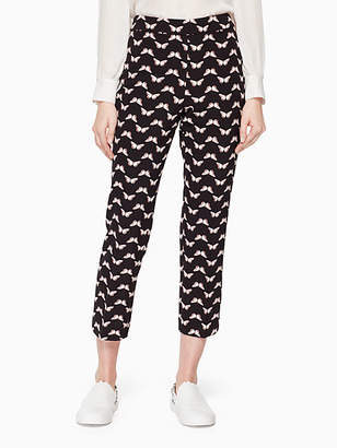 Kate Spade Butterfly crepe pant