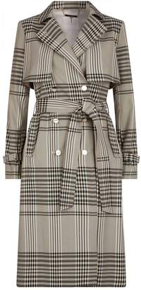 Ted Baker Cristta Check Trench Coat