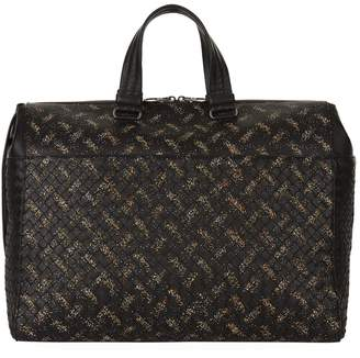 Bottega Veneta Leather Day Micro-Dot Tote Bag