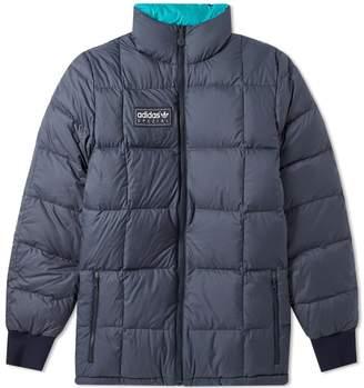 adidas Spezial SPZL Carnforth Reversible Puffer Jacket